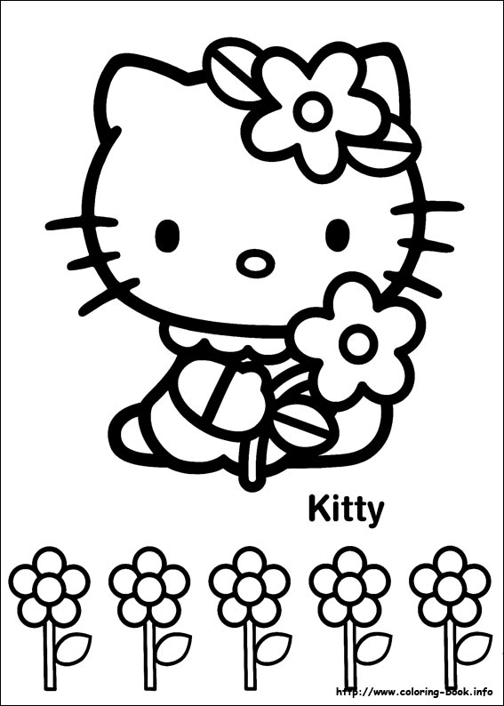 colorier hello kitty 21