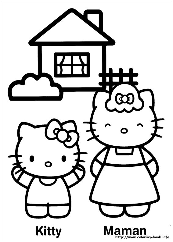 colorier hello kitty 23