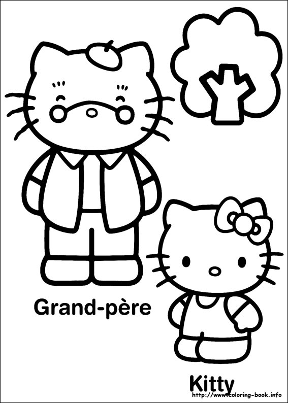 colorier hello kitty 29