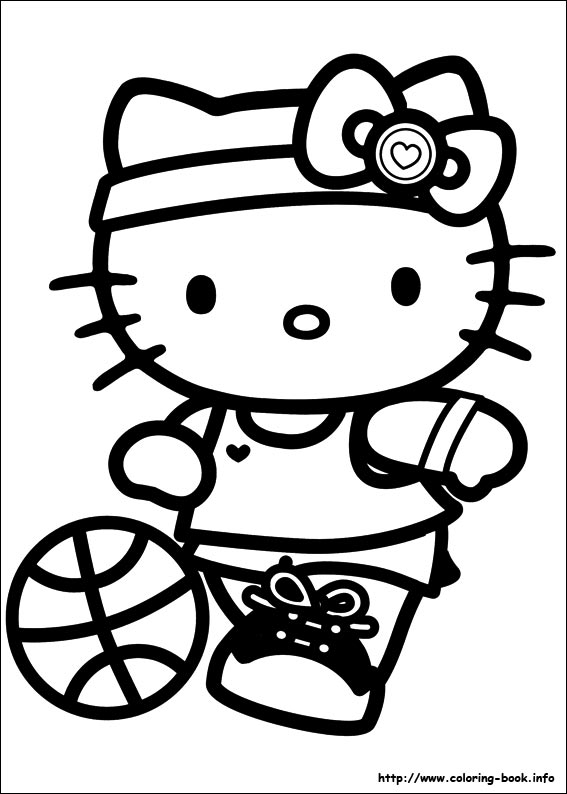 colorier hello kitty 43