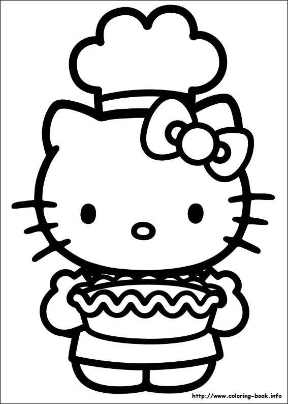 colorier hello kitty 47