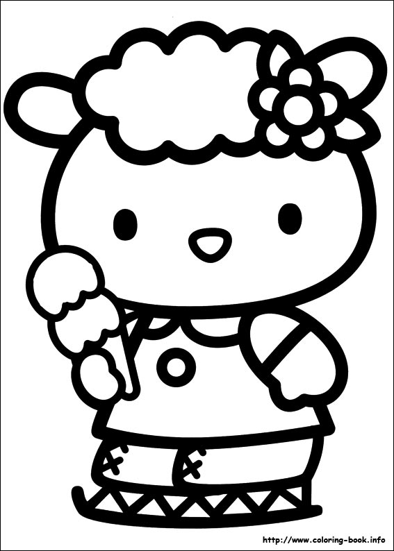 colorier hello kitty 51