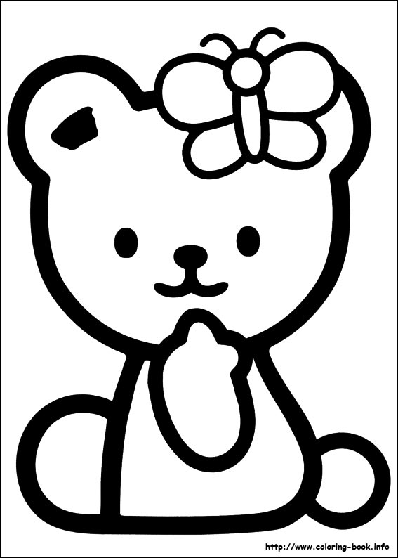 colorier hello kitty 54