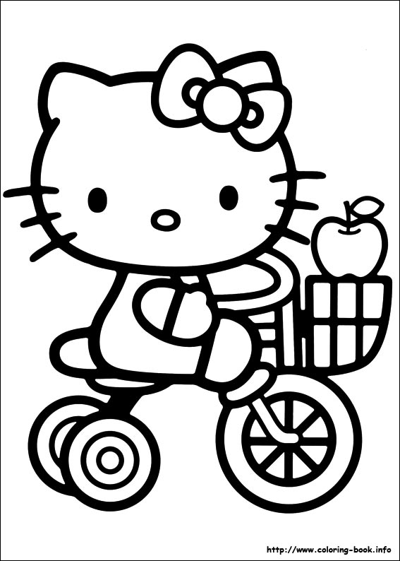 colorier hello kitty 59
