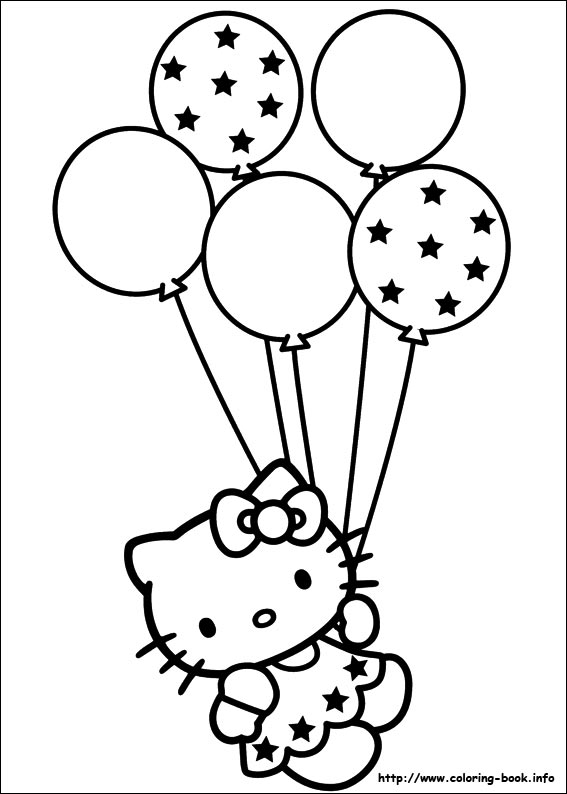 colorier hello kitty 61