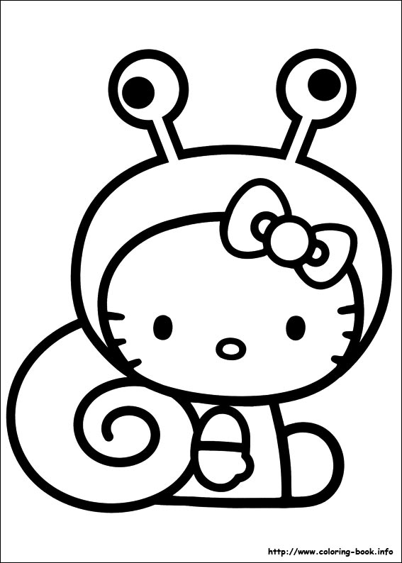 colorier hello kitty 62