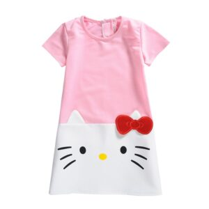 Robe hello kitty rose