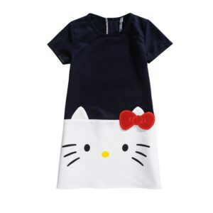 Robe hello kitty fille