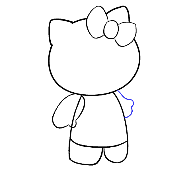 dessin hello kitty 10