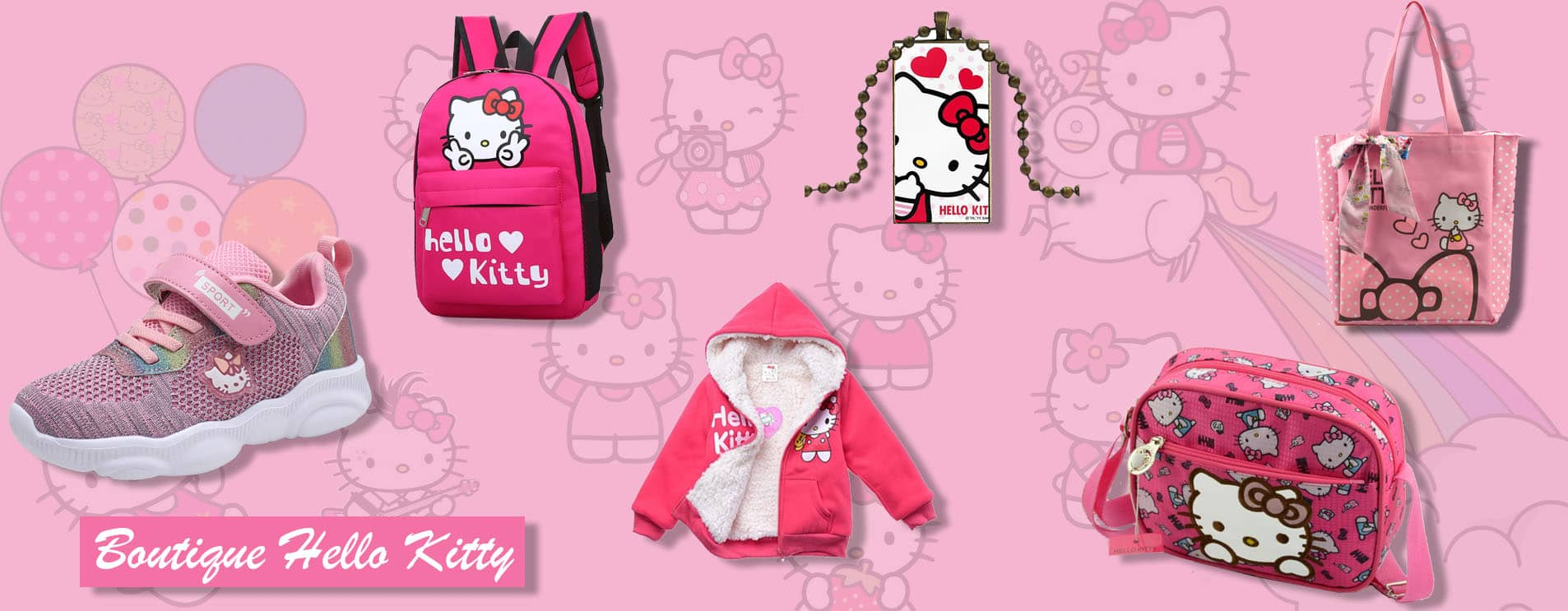 header boutique chic kawaii
