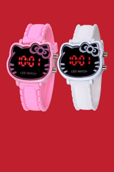 colection montre mignon