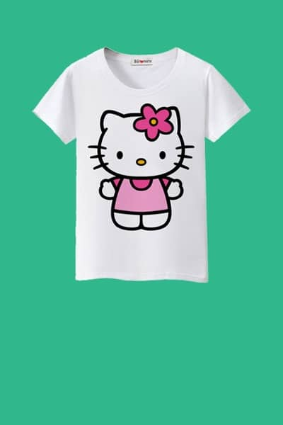 colection tshirt fille
