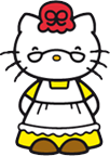 grand mere d'hello kitty